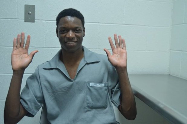 Josh Williams is a political prisoner. Serving The Longest Sentence From The Ferguson Protests