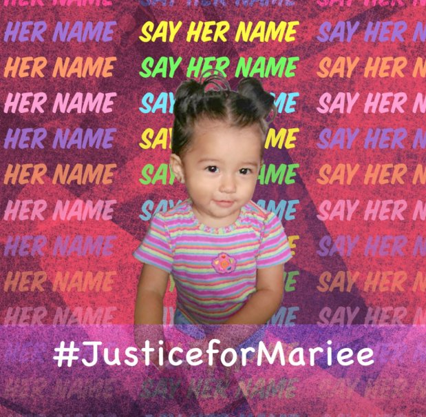 Baby Mariee got sick in #ICE detention and died 6 weeks later #JusticeForMariee