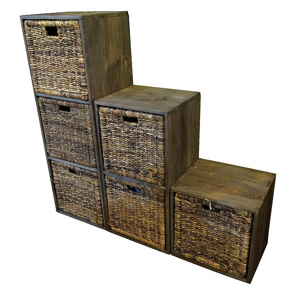 3 2 1 Cube Organizer