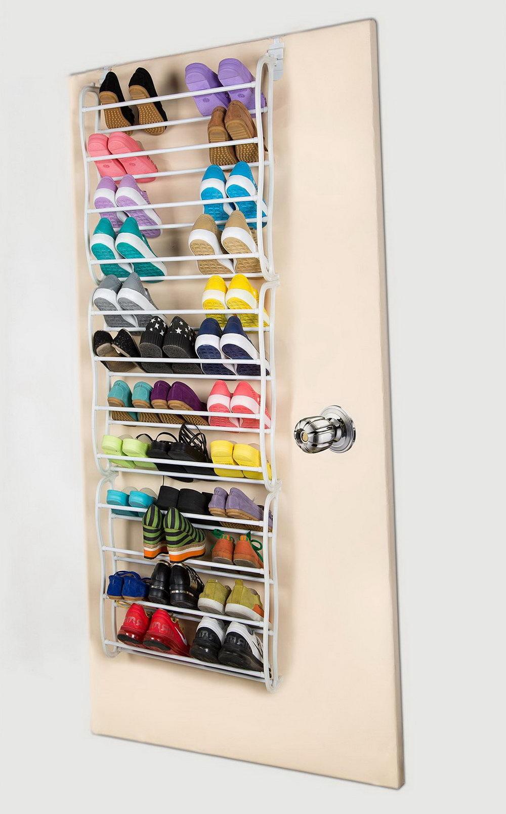 Children's Over The Door Shoe Organizer
