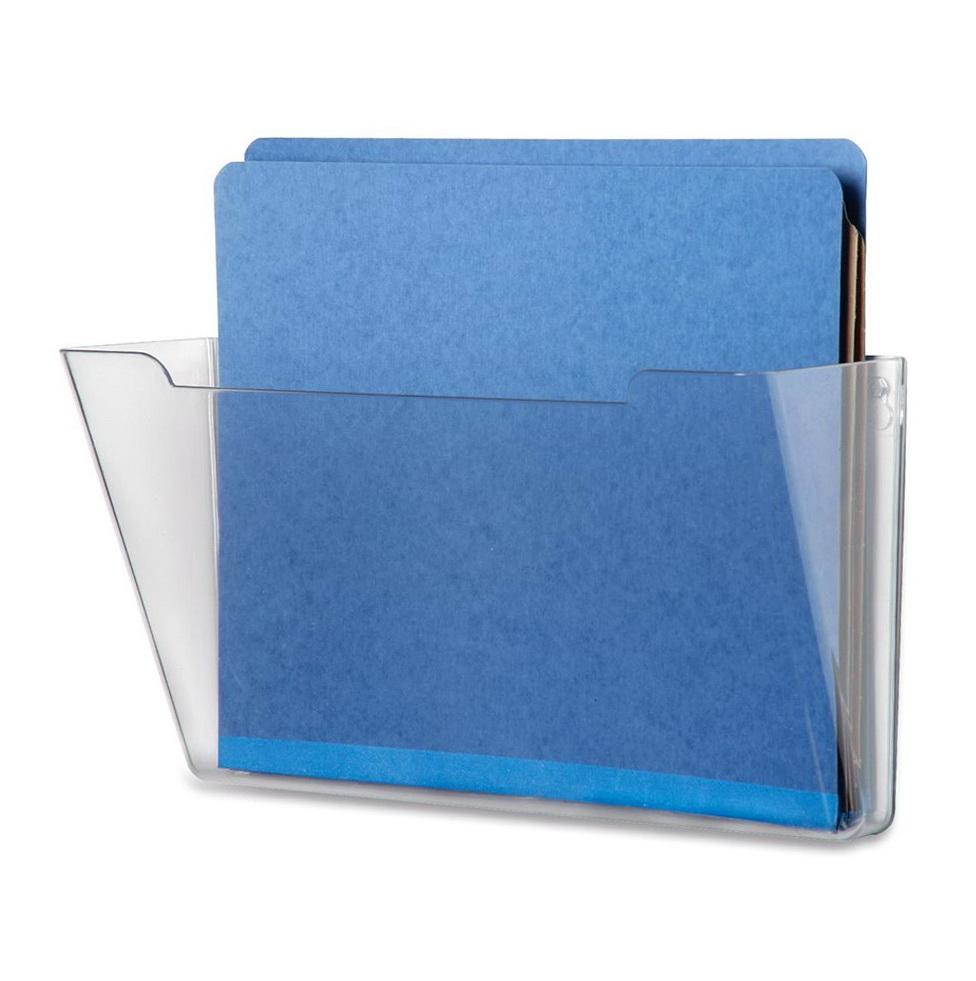 Clear Wall Pocket Organizer