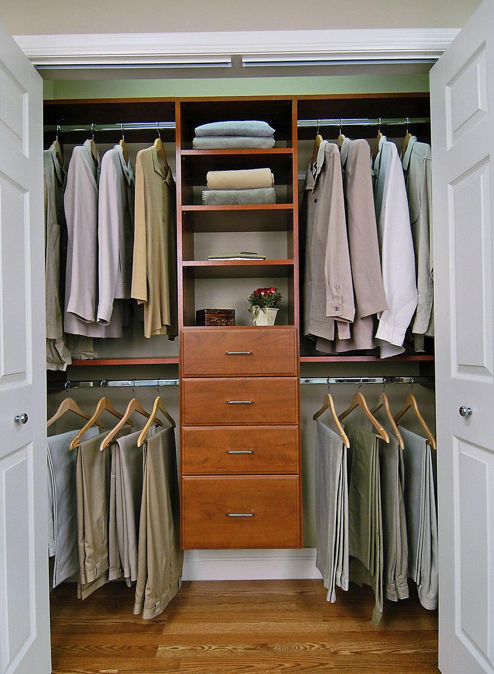 Closet Organizer Ideas Diy