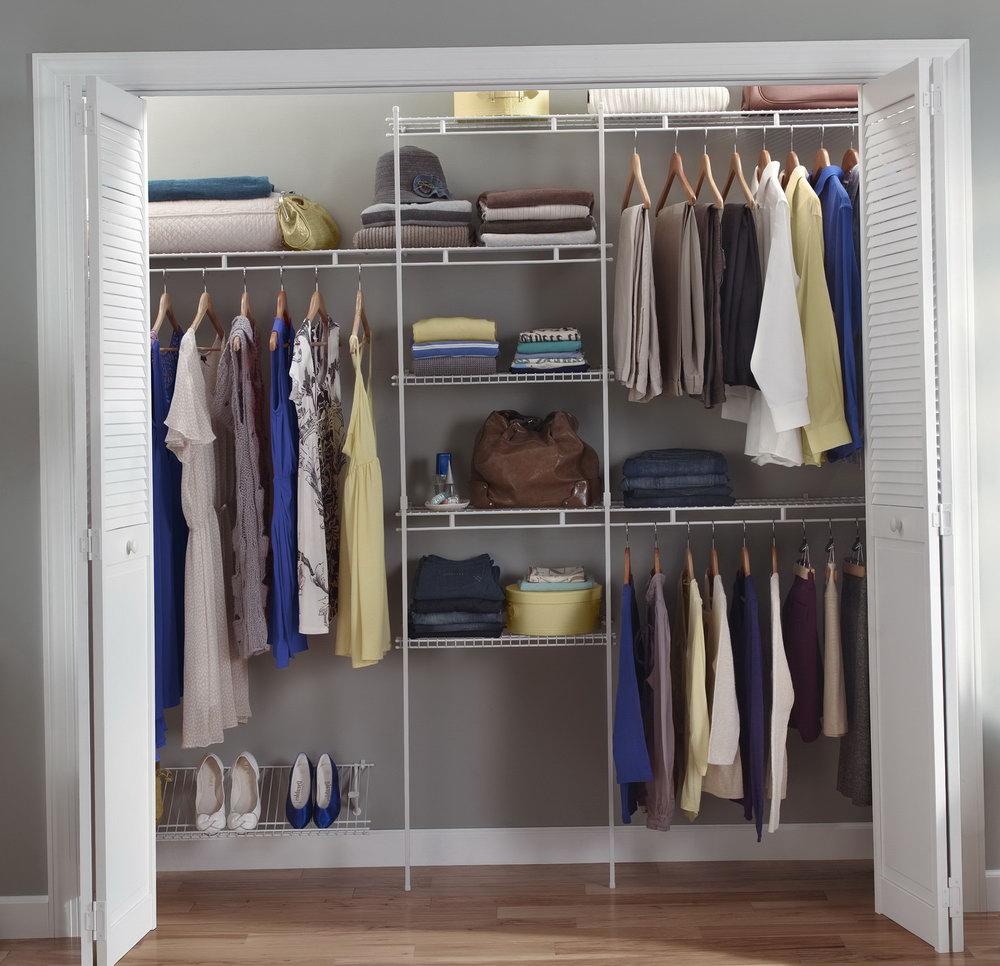 Closet Organizer Kits Lowes