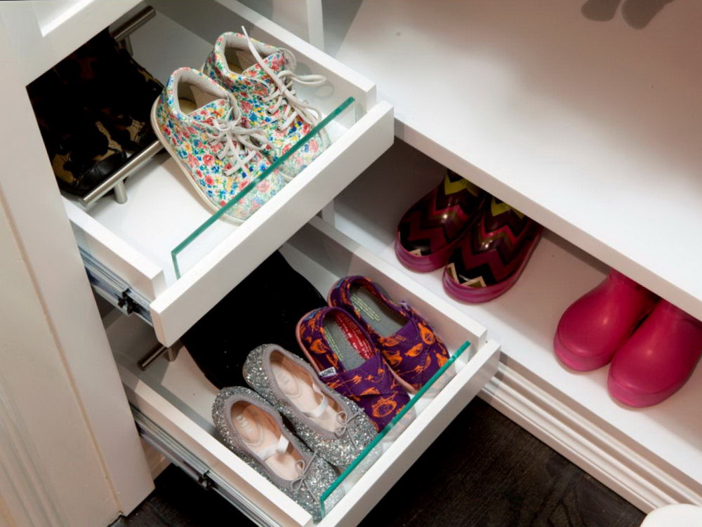 Closet Shoe Organizer Diy