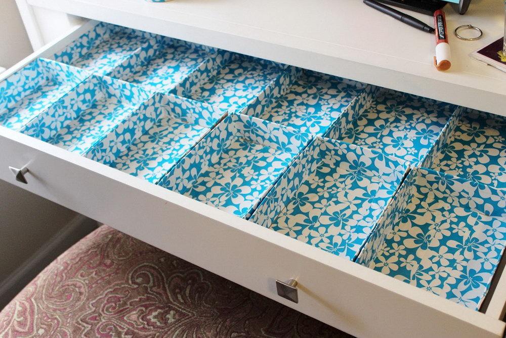 Desk Organizer Tray Diy