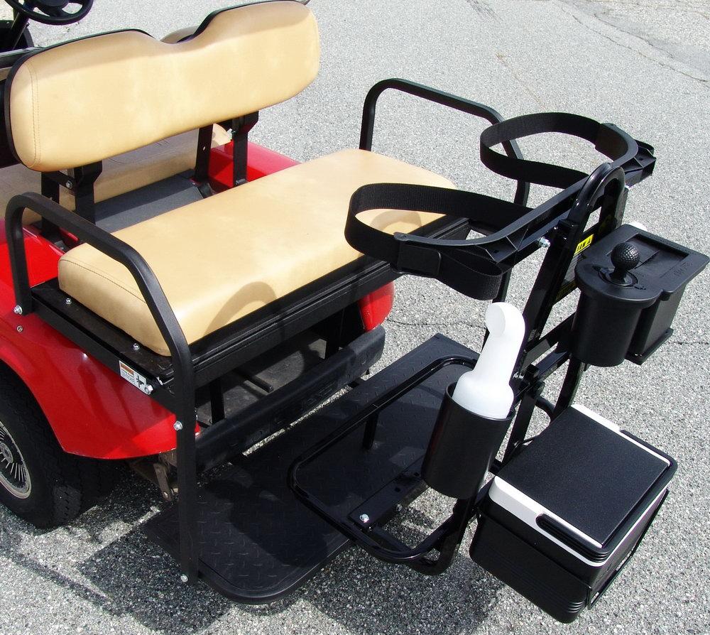 Golf Bag Stand Organizer
