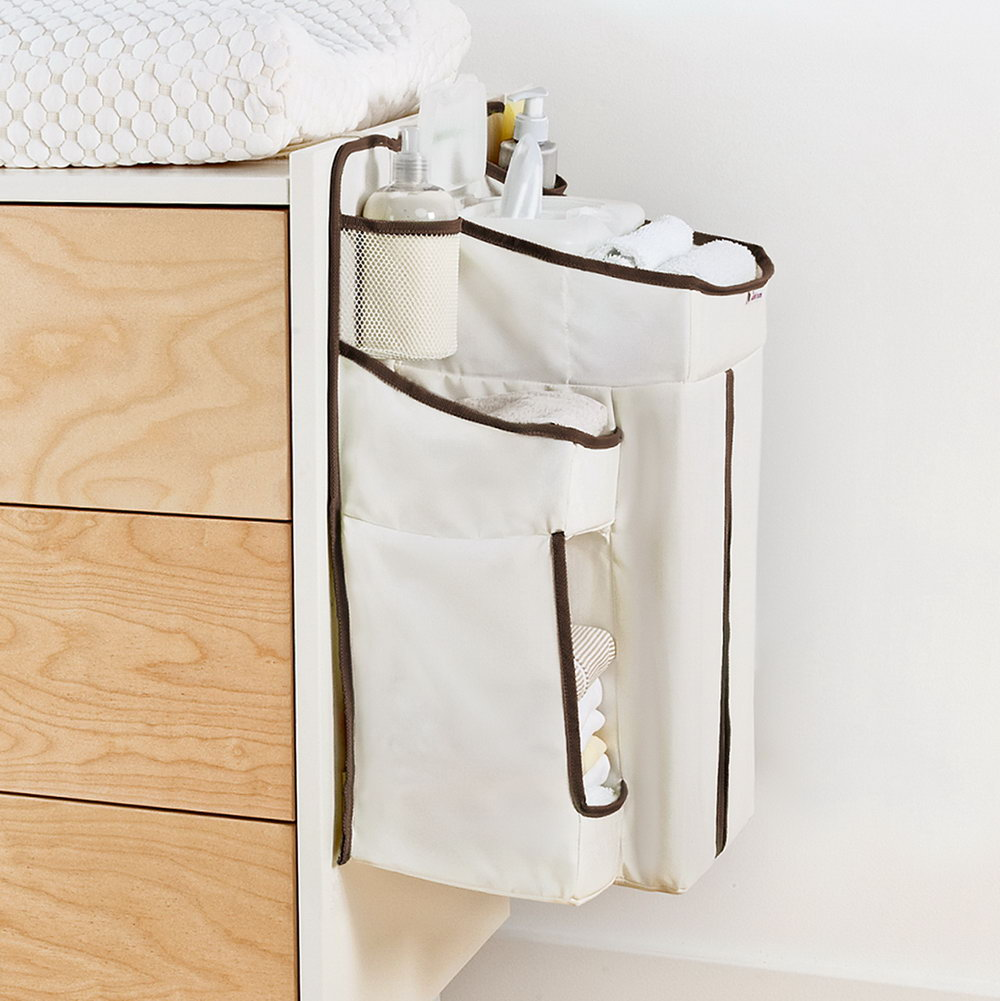 Hanging Changing Table Organizer