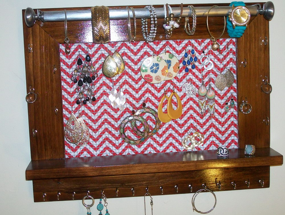 Hanging Jewelry Organizer Bed Bath And Beyond
