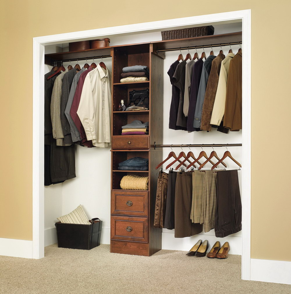 Lowes Closet Organizers Allen Roth