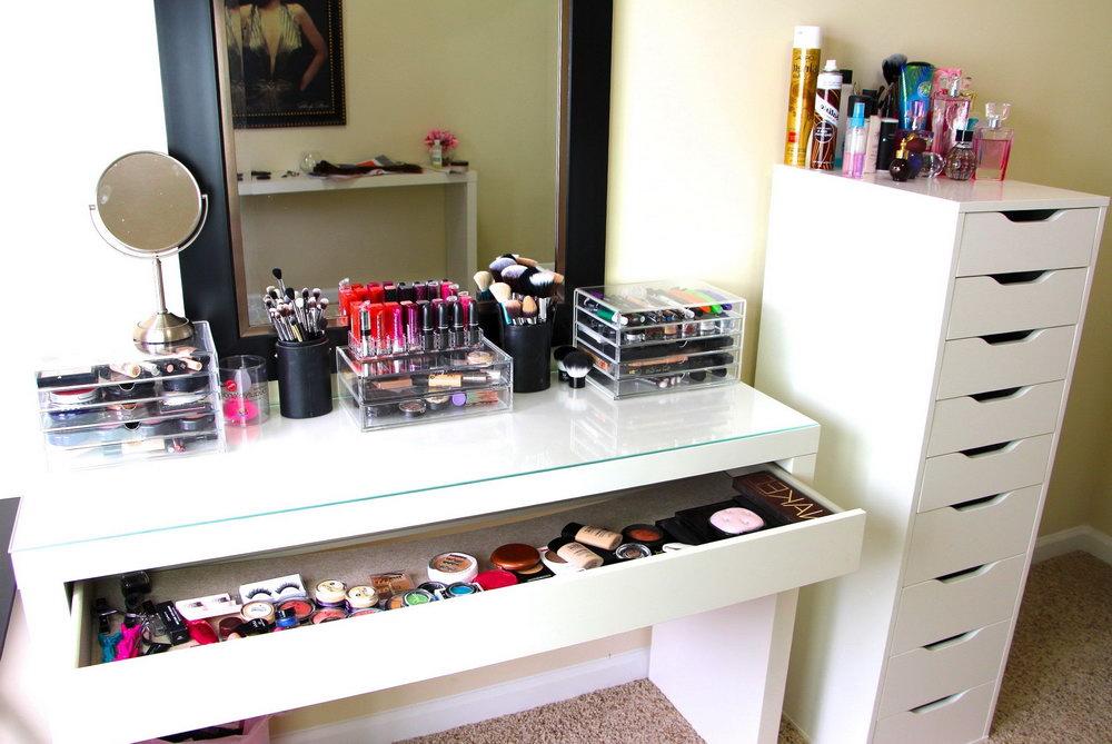Makeup Organizer Ideas Pinterest