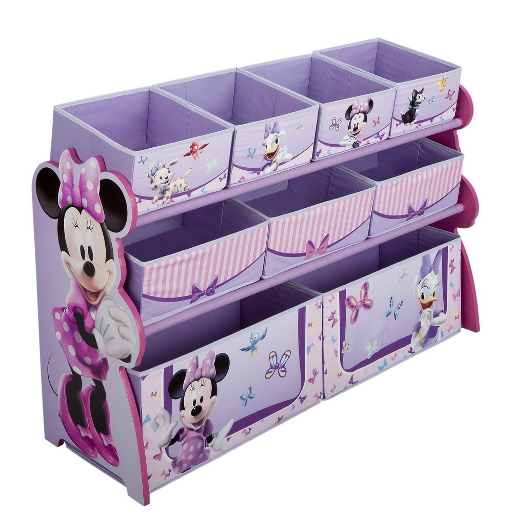 Minnie Mouse Toy Organizer Instructions