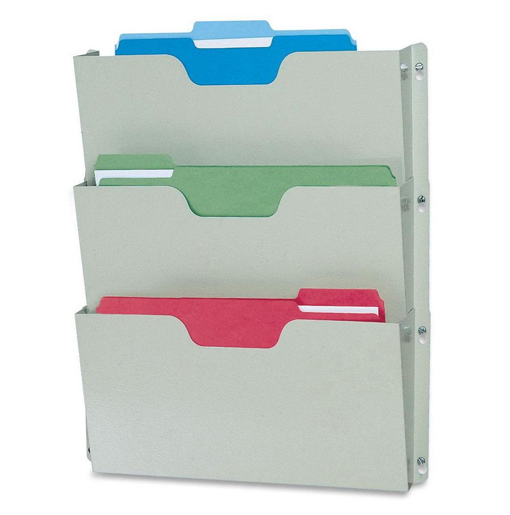 Office Wall Pocket Organizer