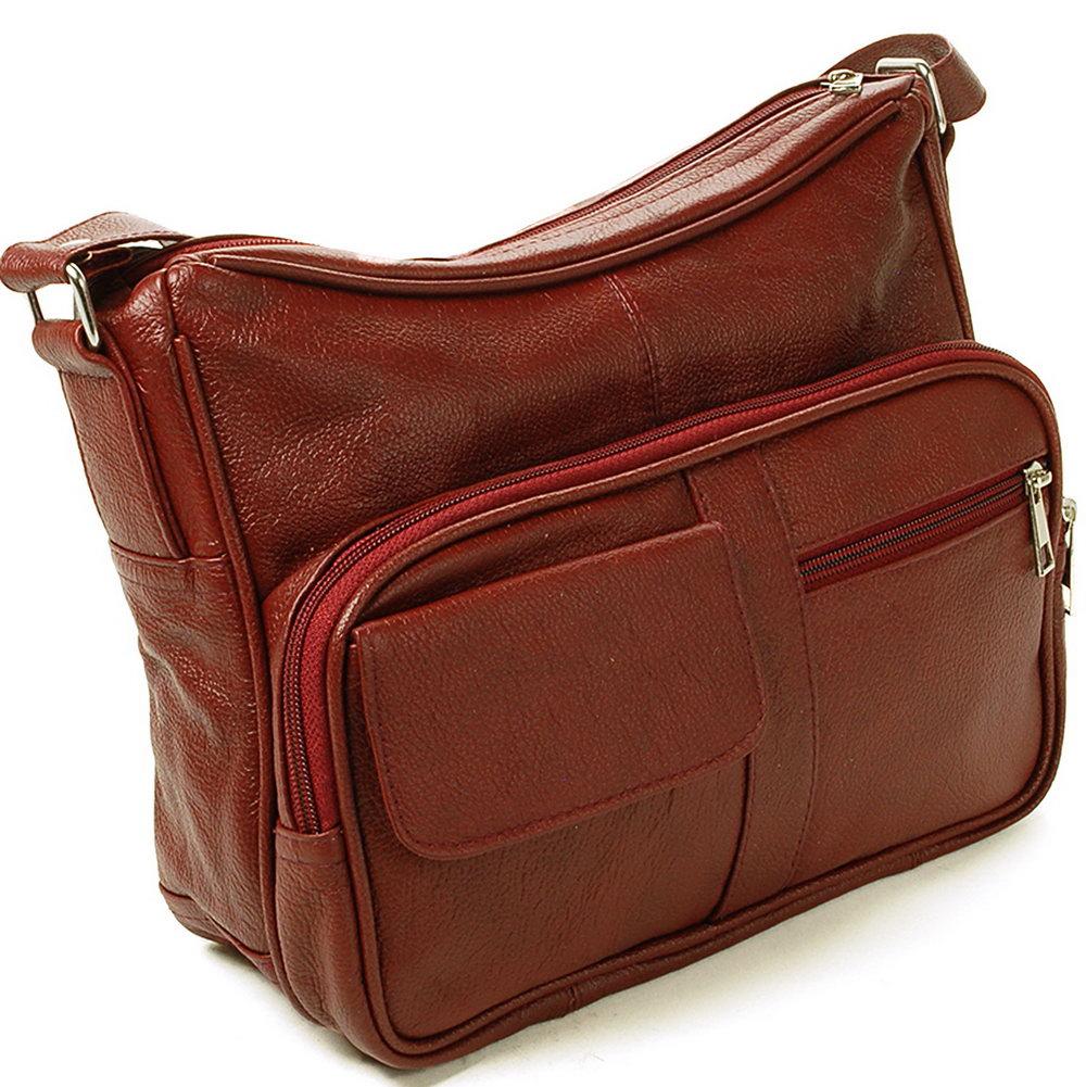 Organizer Handbag With Credit Card Slots
