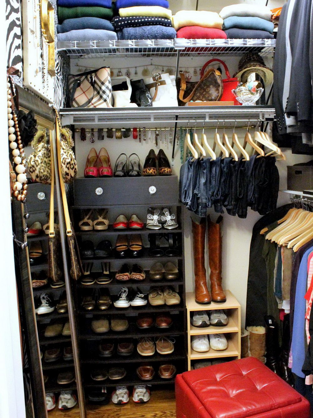 Shoe Organizer Ideas Small Space