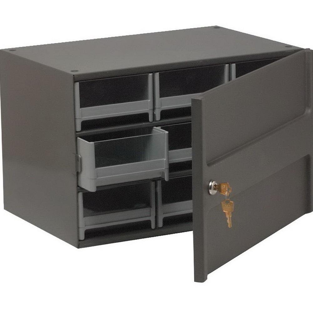 Small Parts Organizer Cabinet