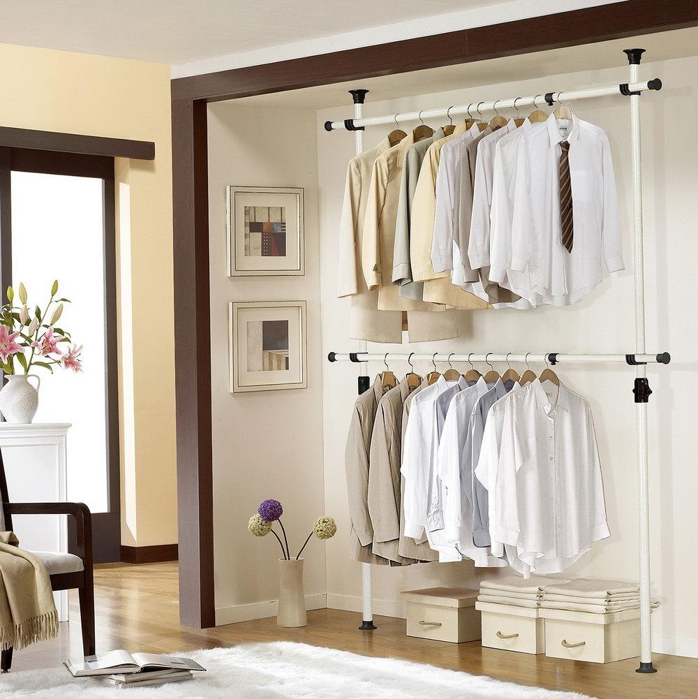 Sturdy Hanging Closet Organizer