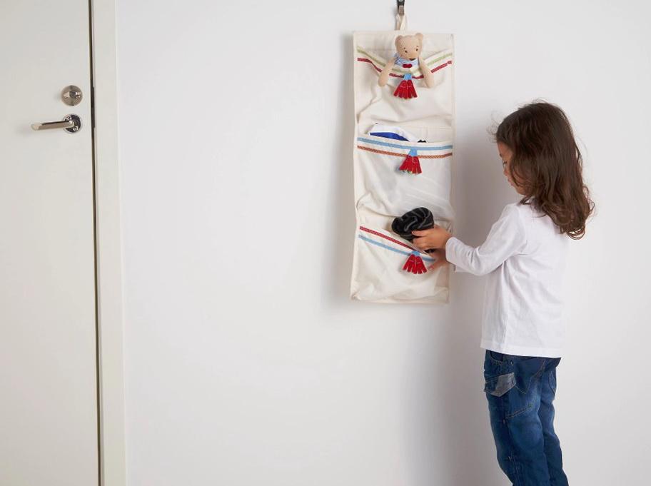 Wall Pocket Organizer Ikea