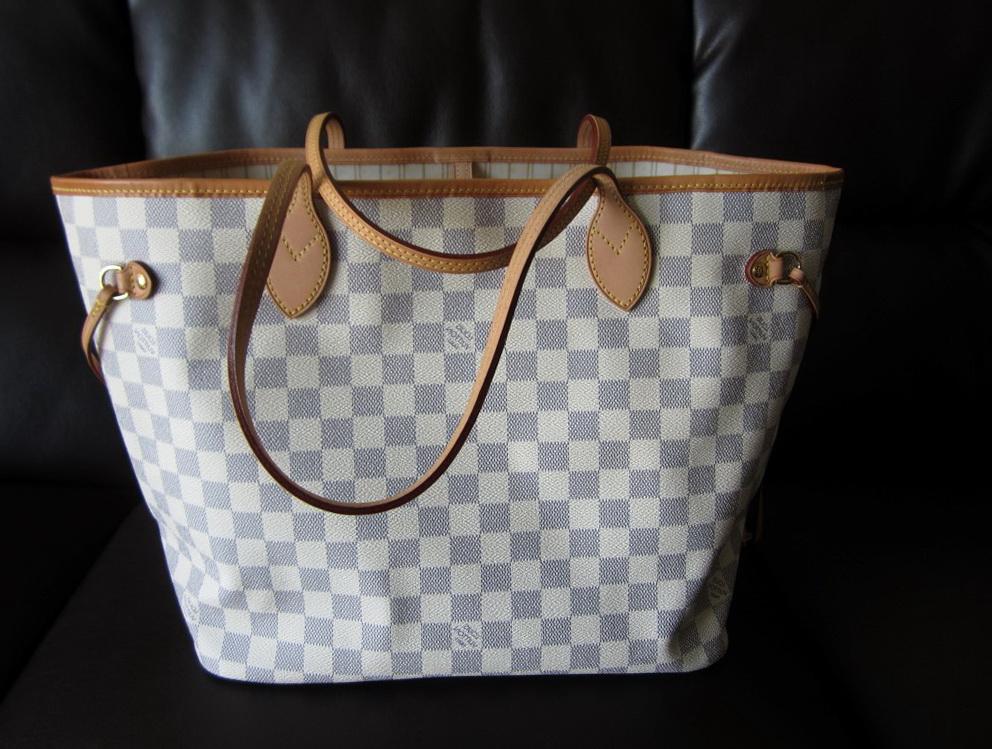 Bag Organizer For Louis Vuitton Neverfull