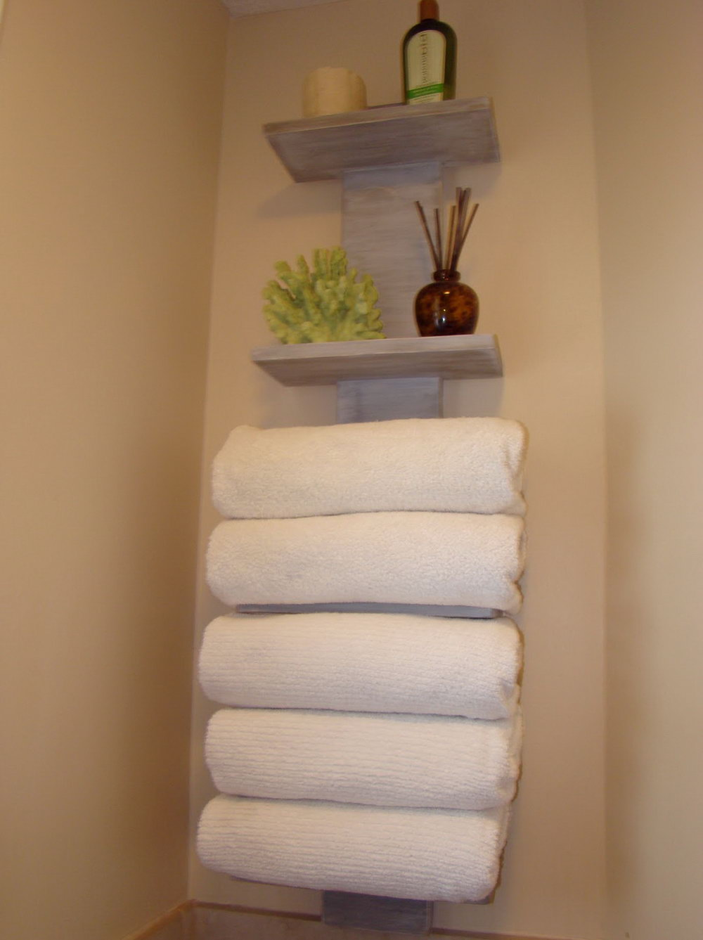 Bathroom Wall Organizer Ideas