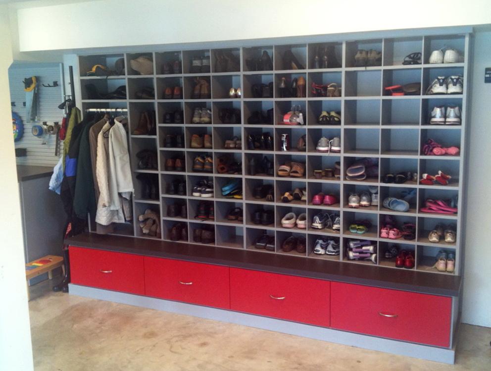 Best Shoe Organizer For Garage