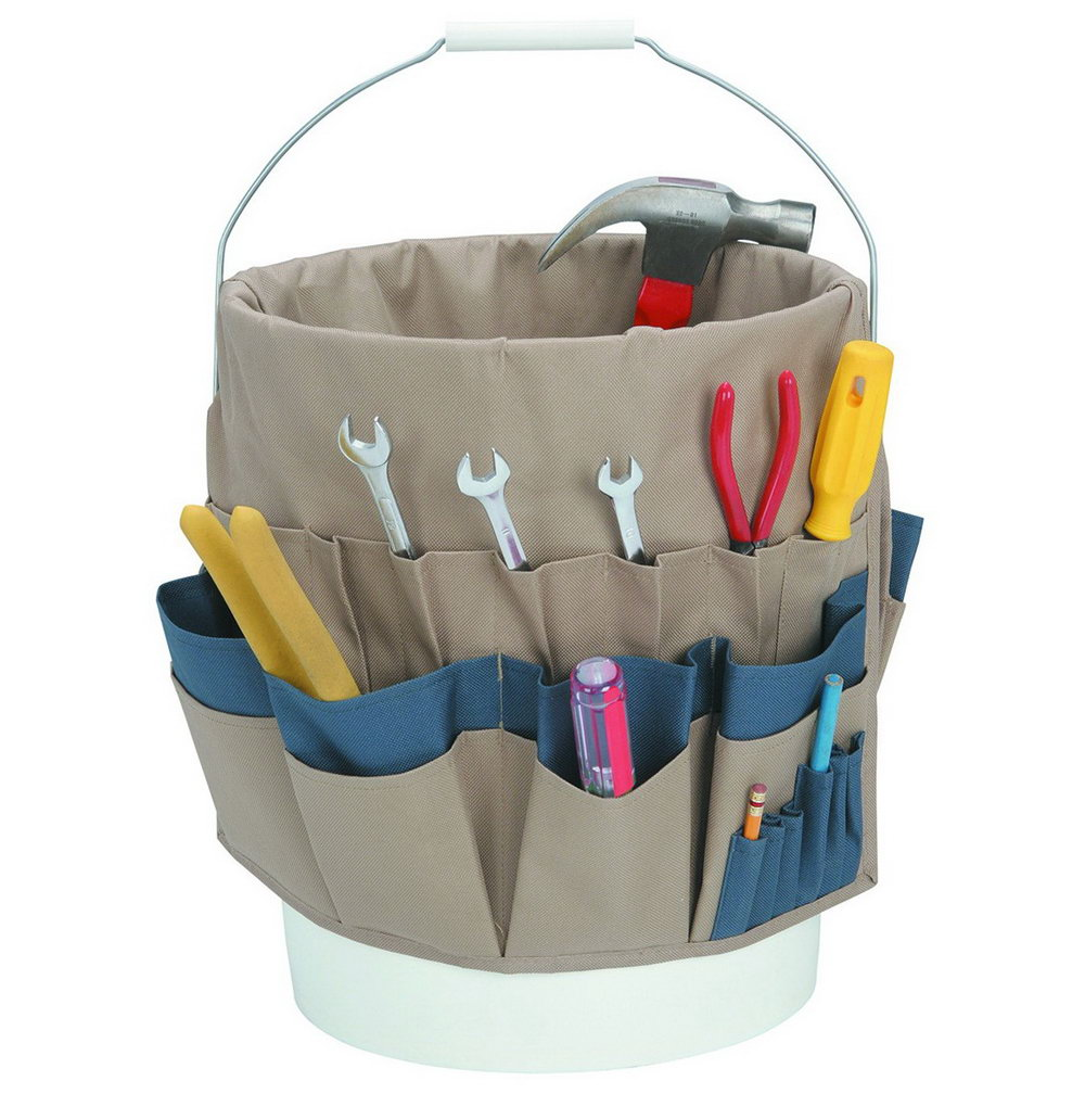 Bucket Tool Organizer Home Depot
