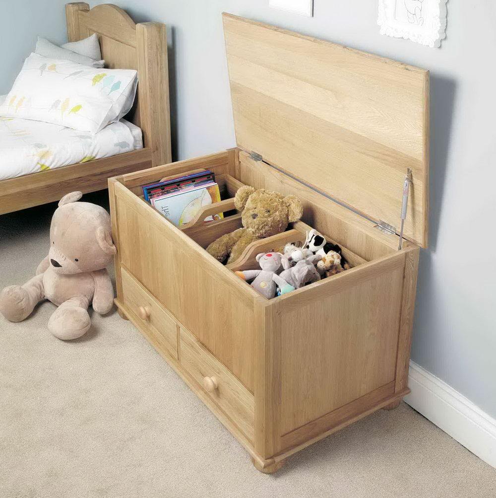Children's Toy Organizer Furniture