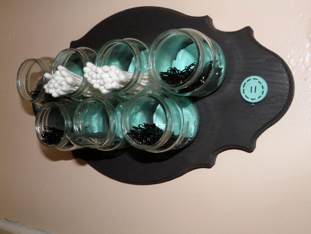 Diy Baby Bottle Organizer