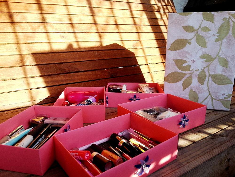 Diy Makeup Organizer Tray