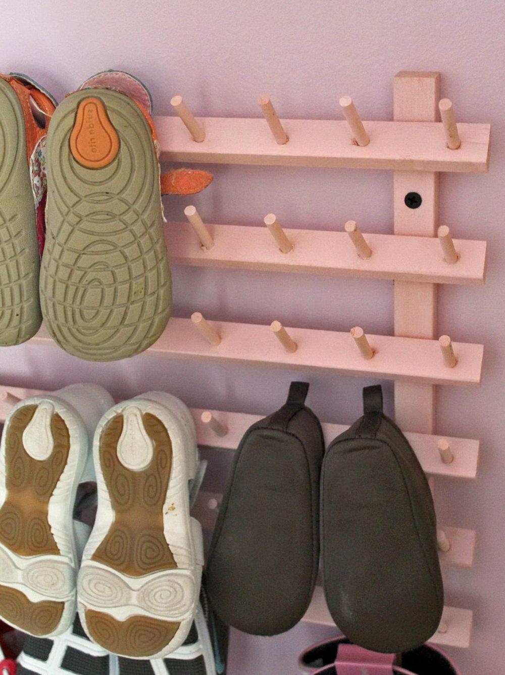 Diy Shoe Organizer Ideas