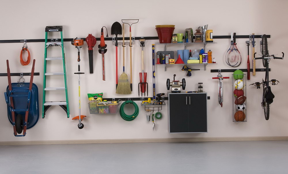 Garage Tool Organizer Diy