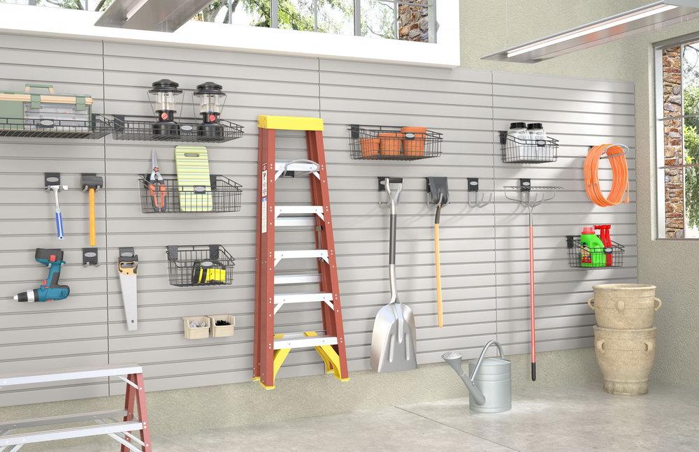 Garage Wall Organizer Canada