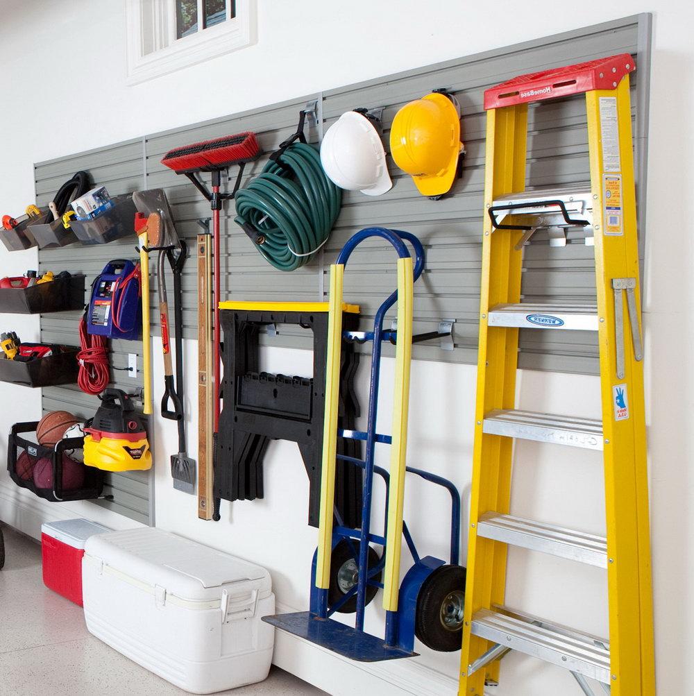 Garage Wall Organizer Lowes