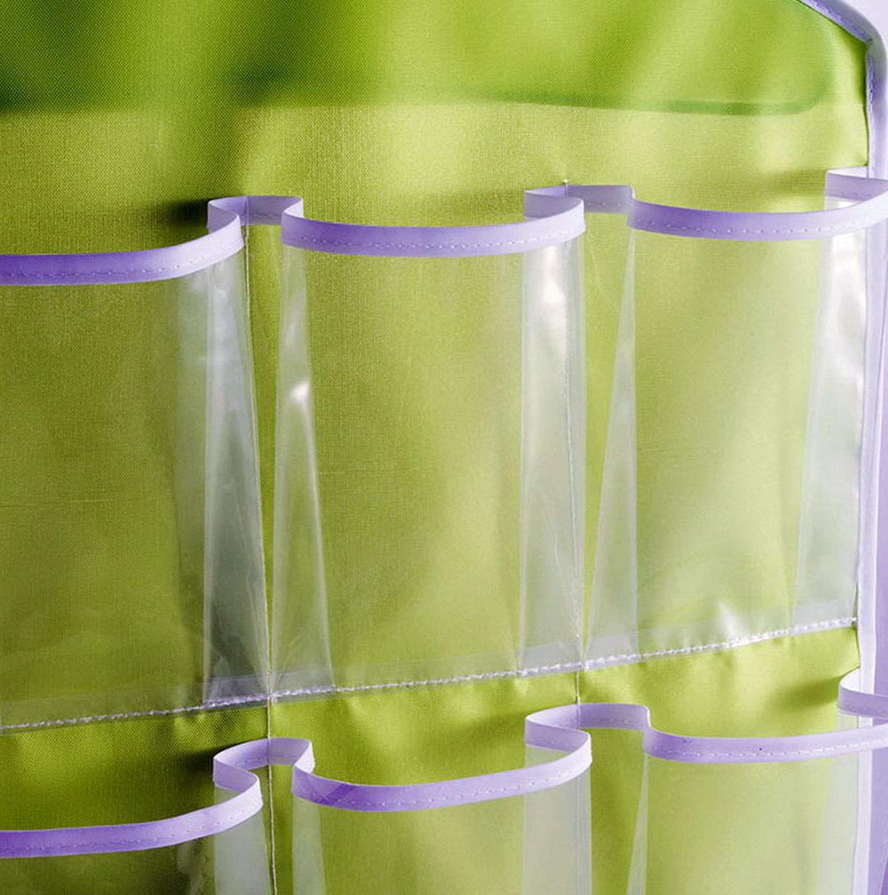 Hanging Clear Pocket Organizer