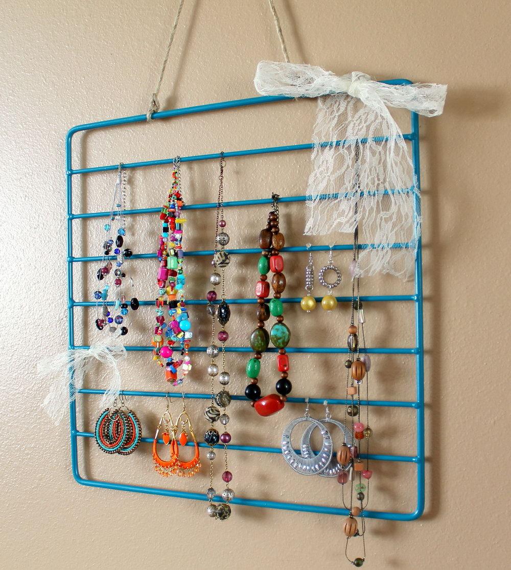 Jewelry Organizer Ideas Pinterest