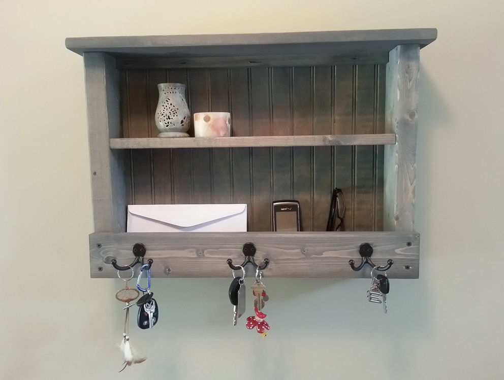 Key And Mail Wall Organizer