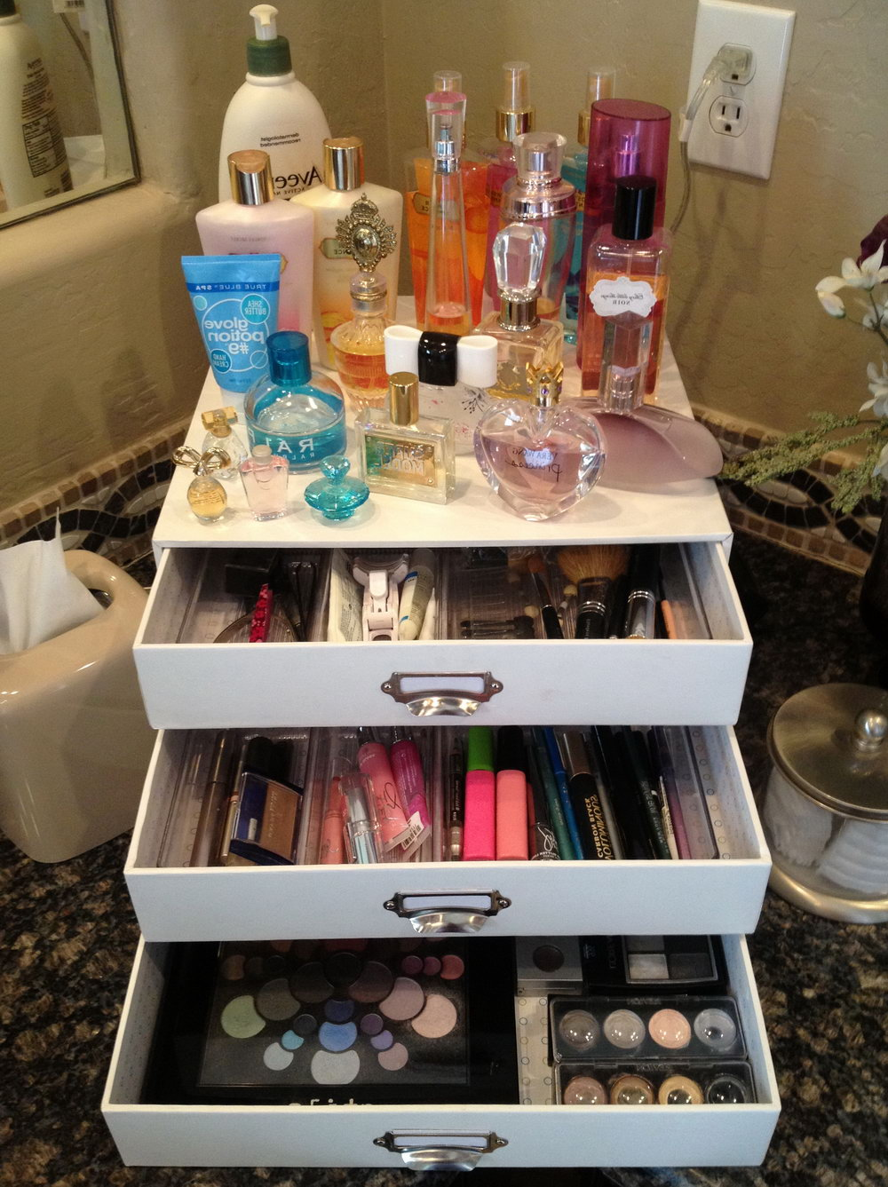 Makeup Organizers For Alex Drawers