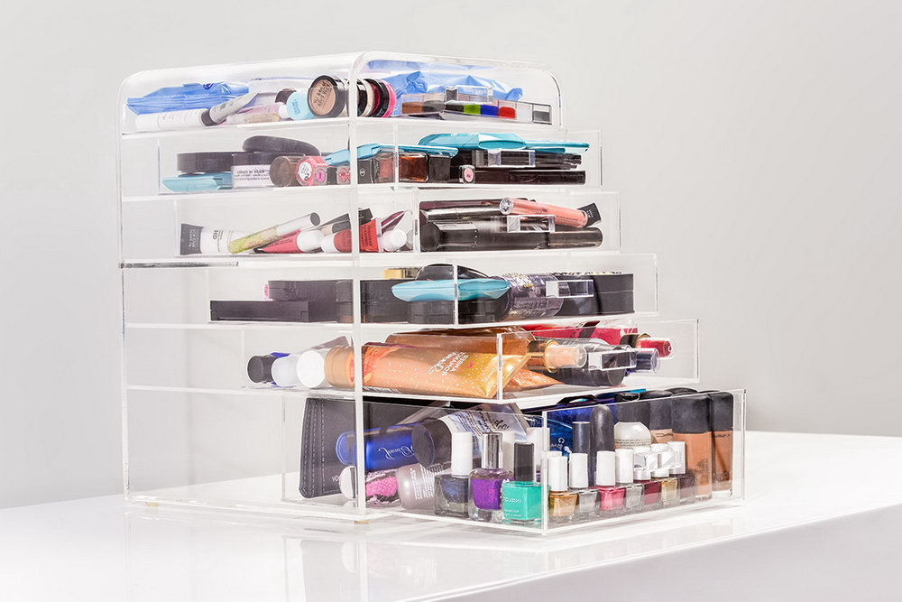 Makeup Organizers With Drawers