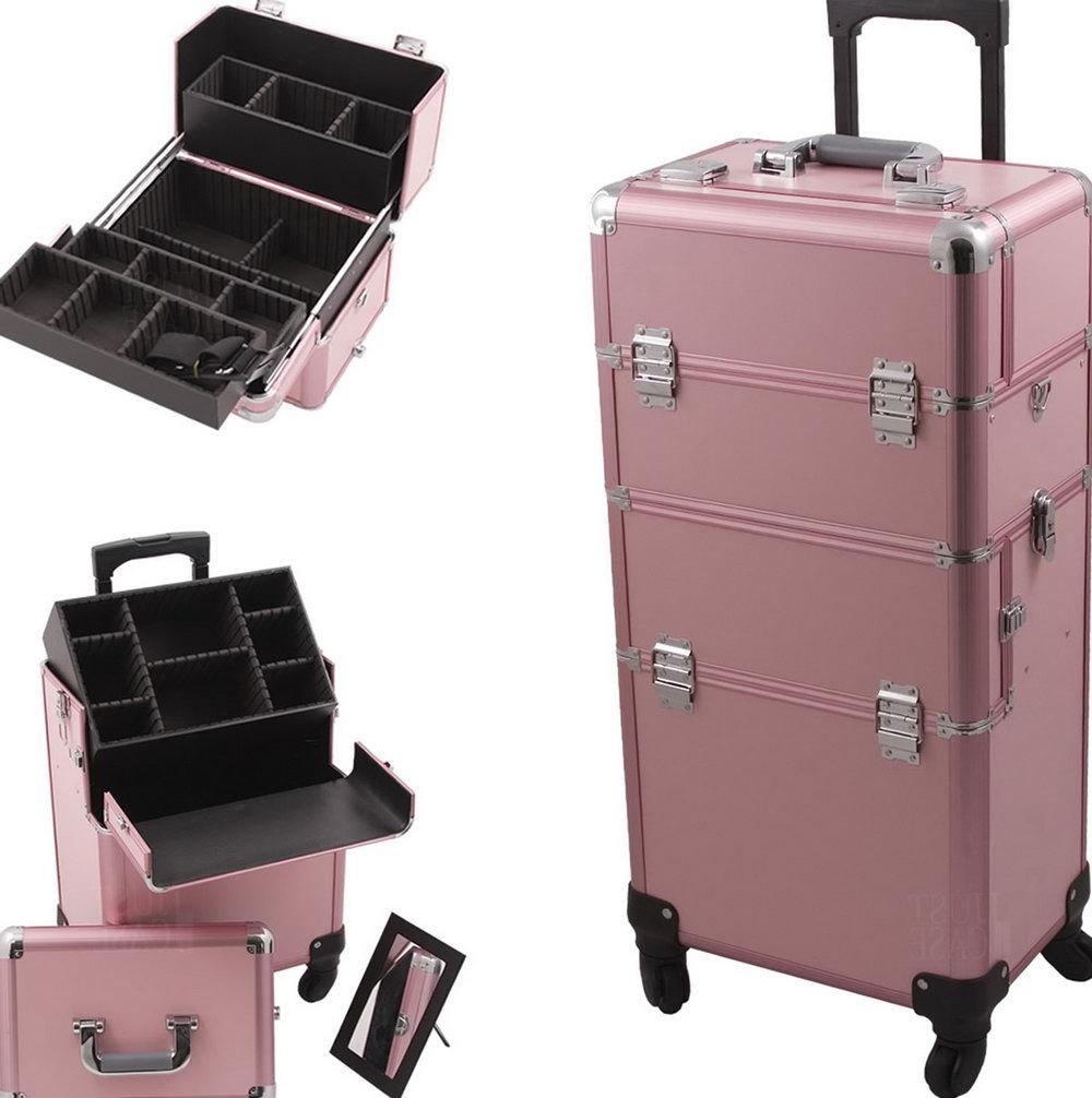 Makeup Storage Organizer With Wheels