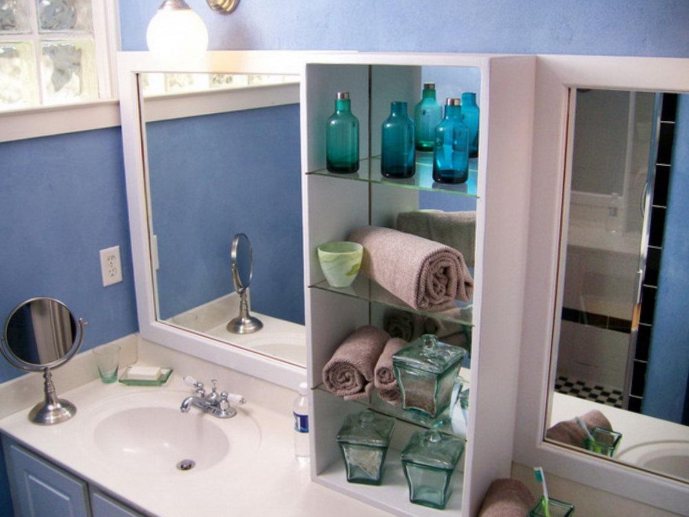 Men's Bathroom Countertop Organizer