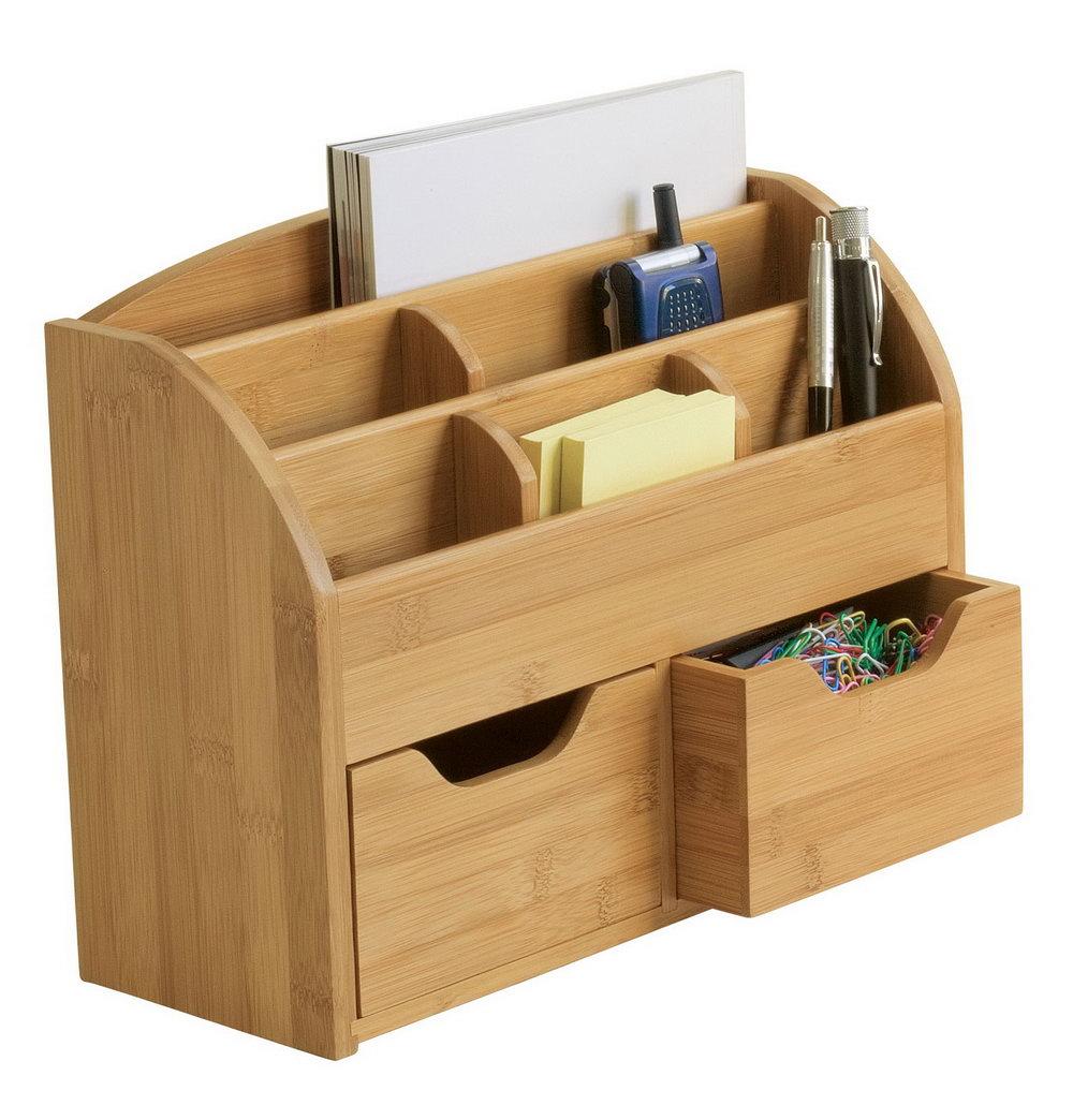 Paper Organizer For Desk Drawer