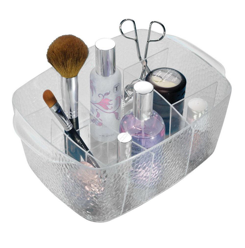 Plastic Makeup Organizer Box