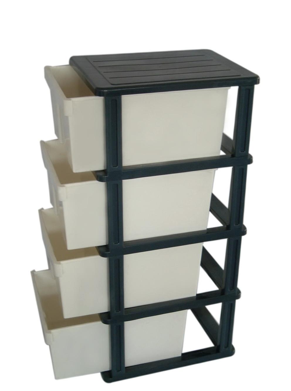 Plastic Organizer Box With Drawers