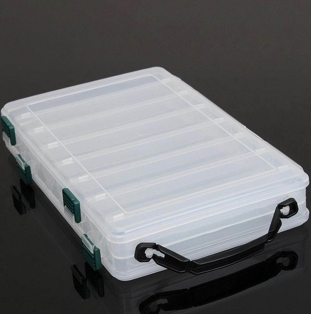 Plastic Tackle Box Organizer