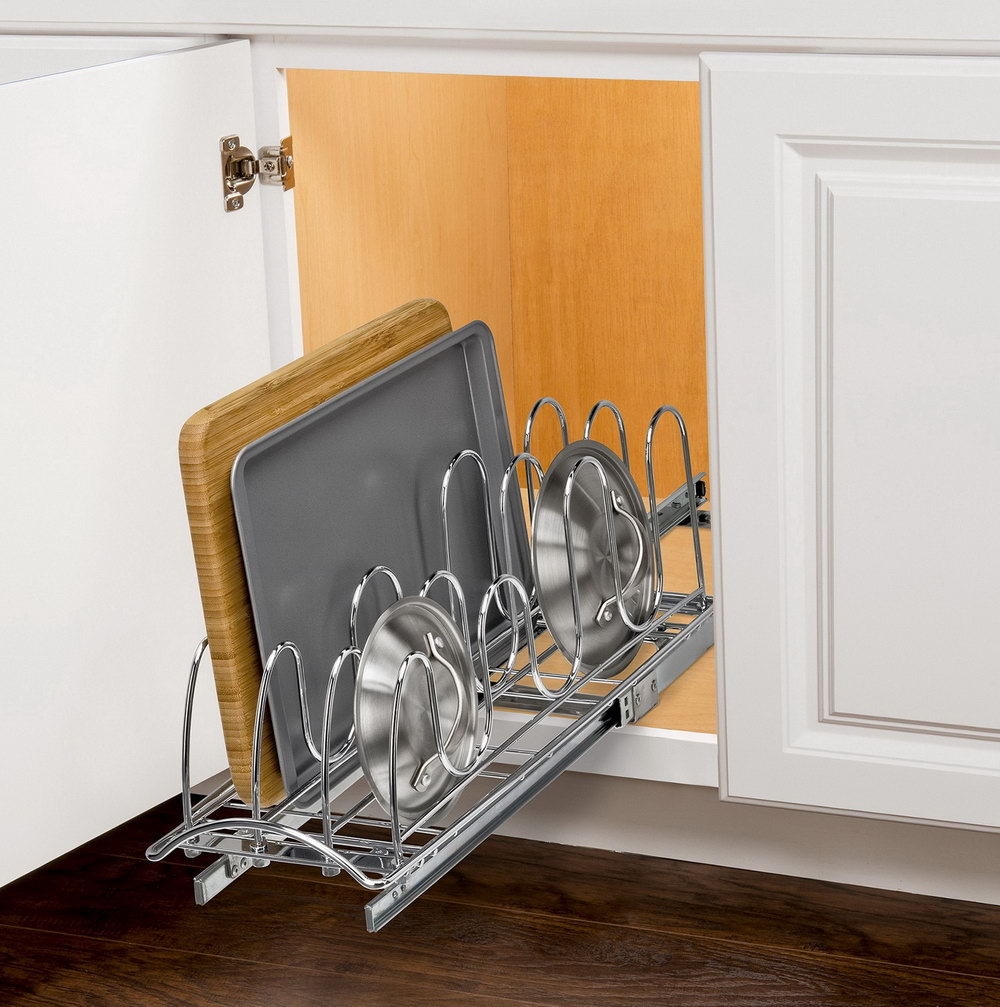 Pull Out Cabinet Organizer Home Depot