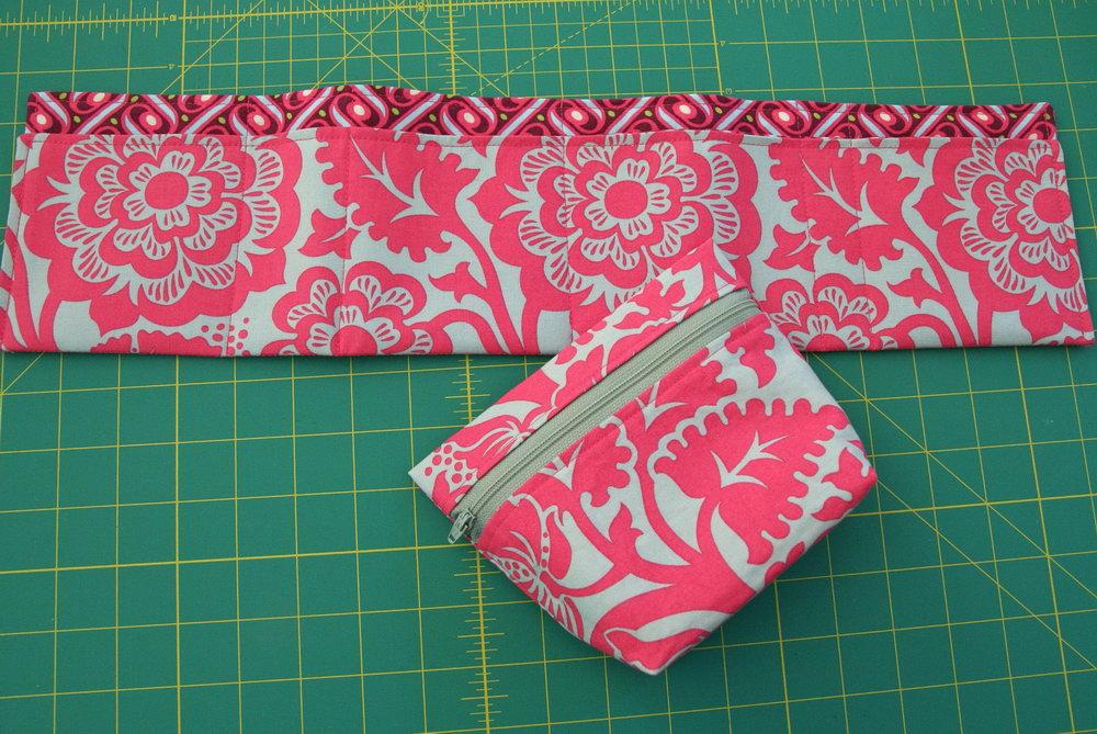 Purse Organizer Sewing Pattern