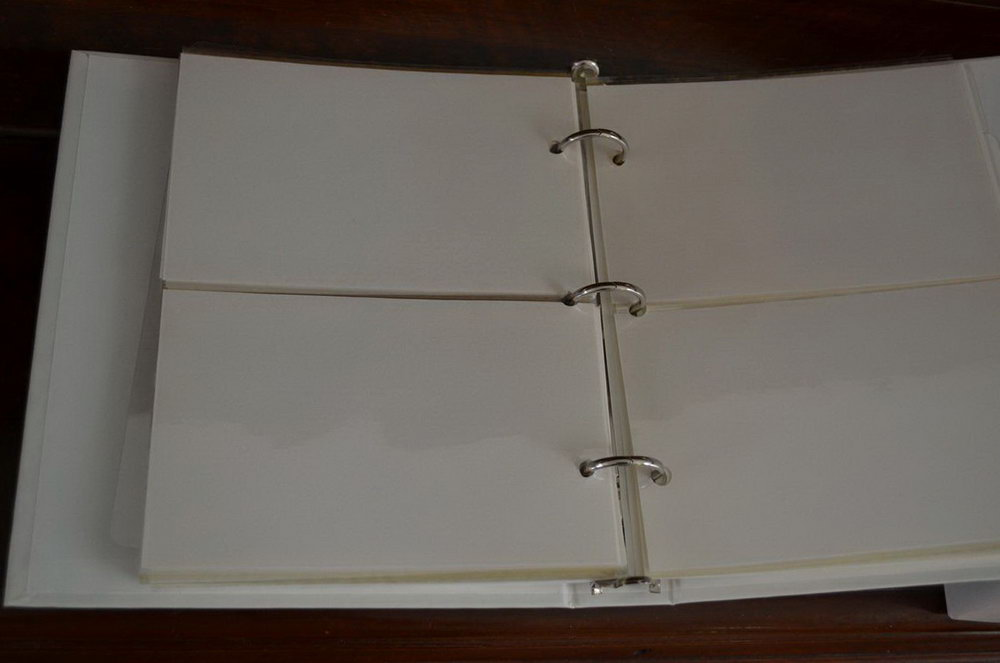 Recipe Organizer Binder With Dividers