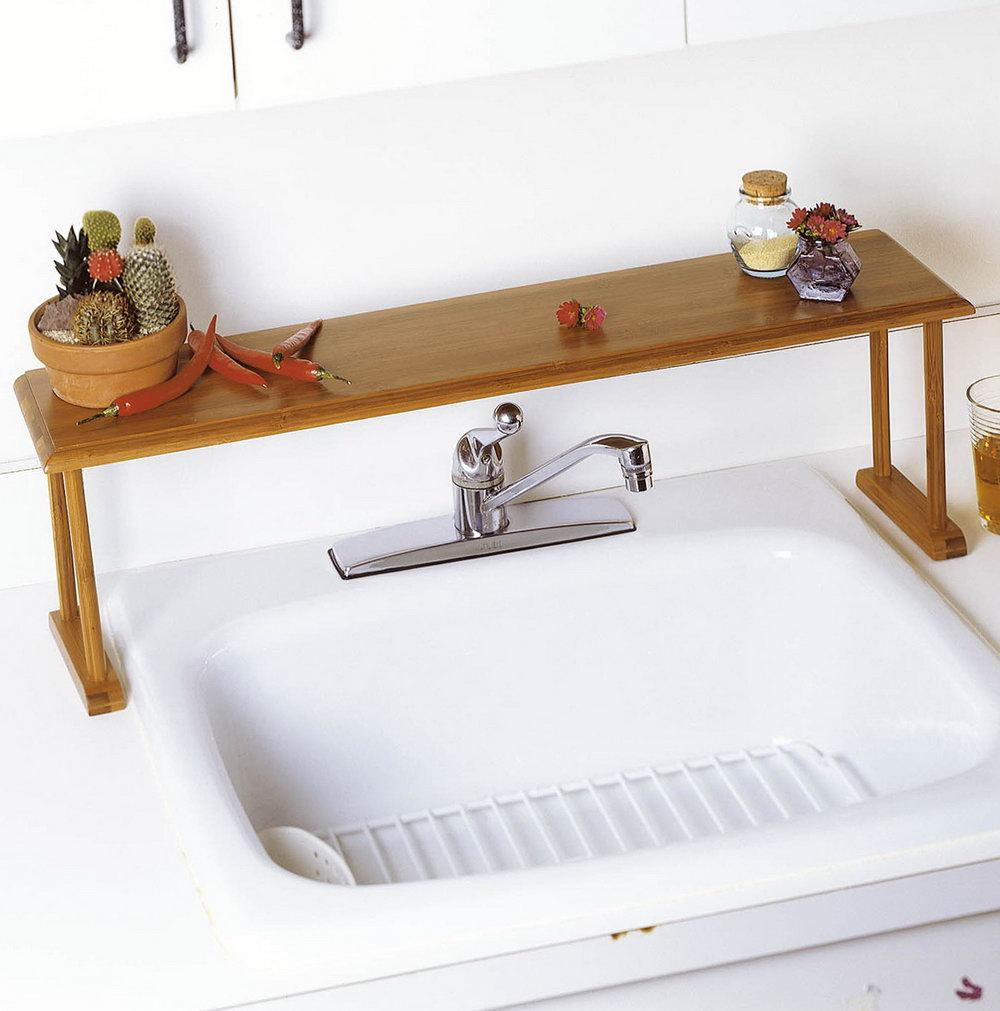 Small Bathroom Sink Organizer
