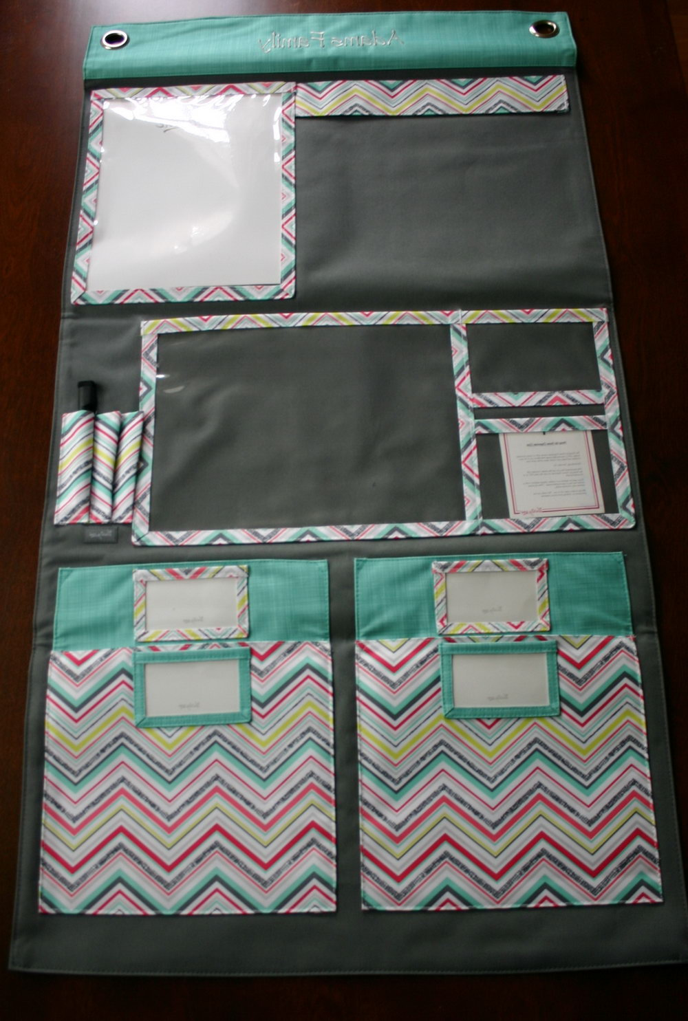 Thirty One Wall Organizer Ideas