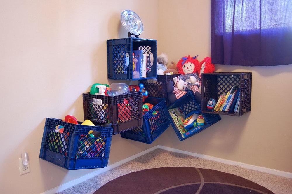 Toy Organizer Ideas Cheap