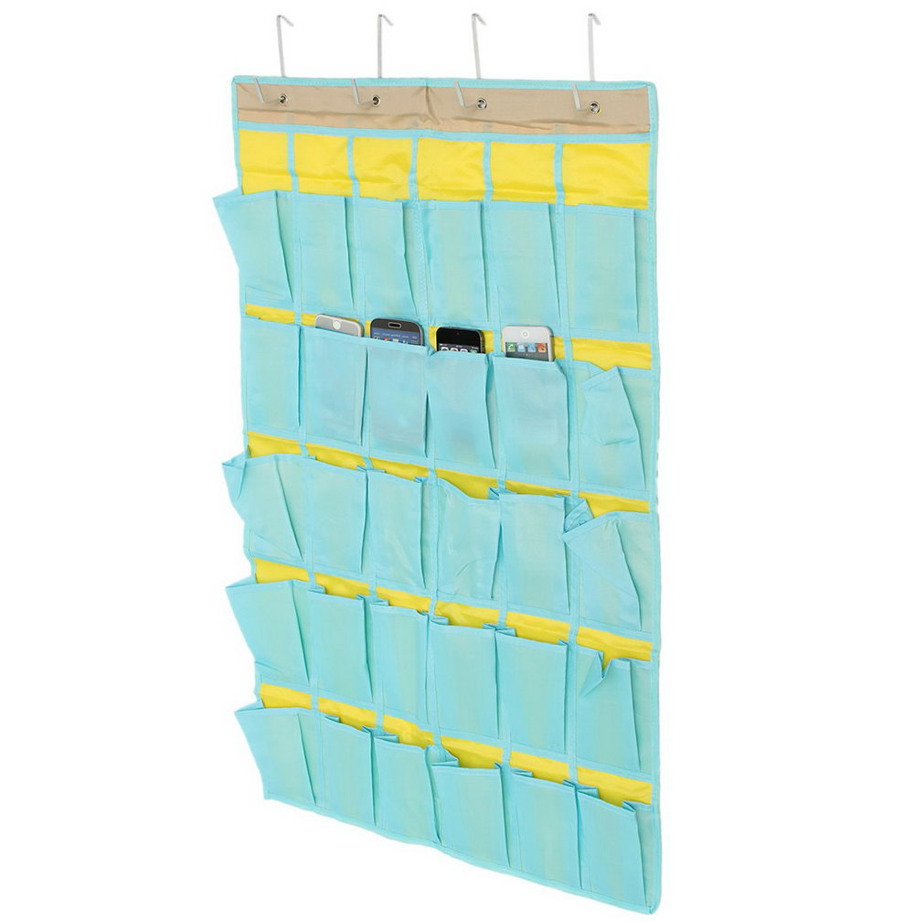 Wall Hanging Pocket Organizer